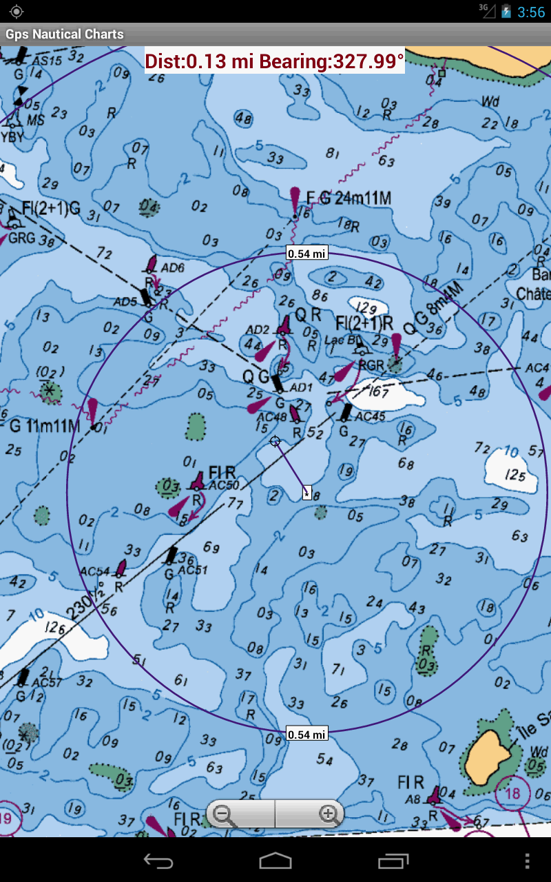 Amazon Com Marine Navigation Usa Lake Depth Maps