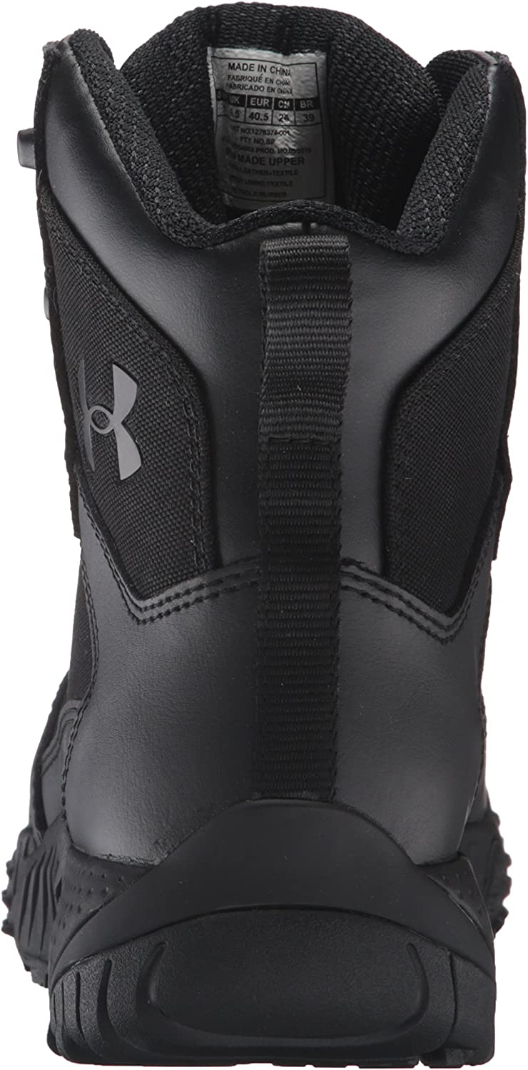 Under Armour Women's Stellar Military and Tactical Boot: Shoes