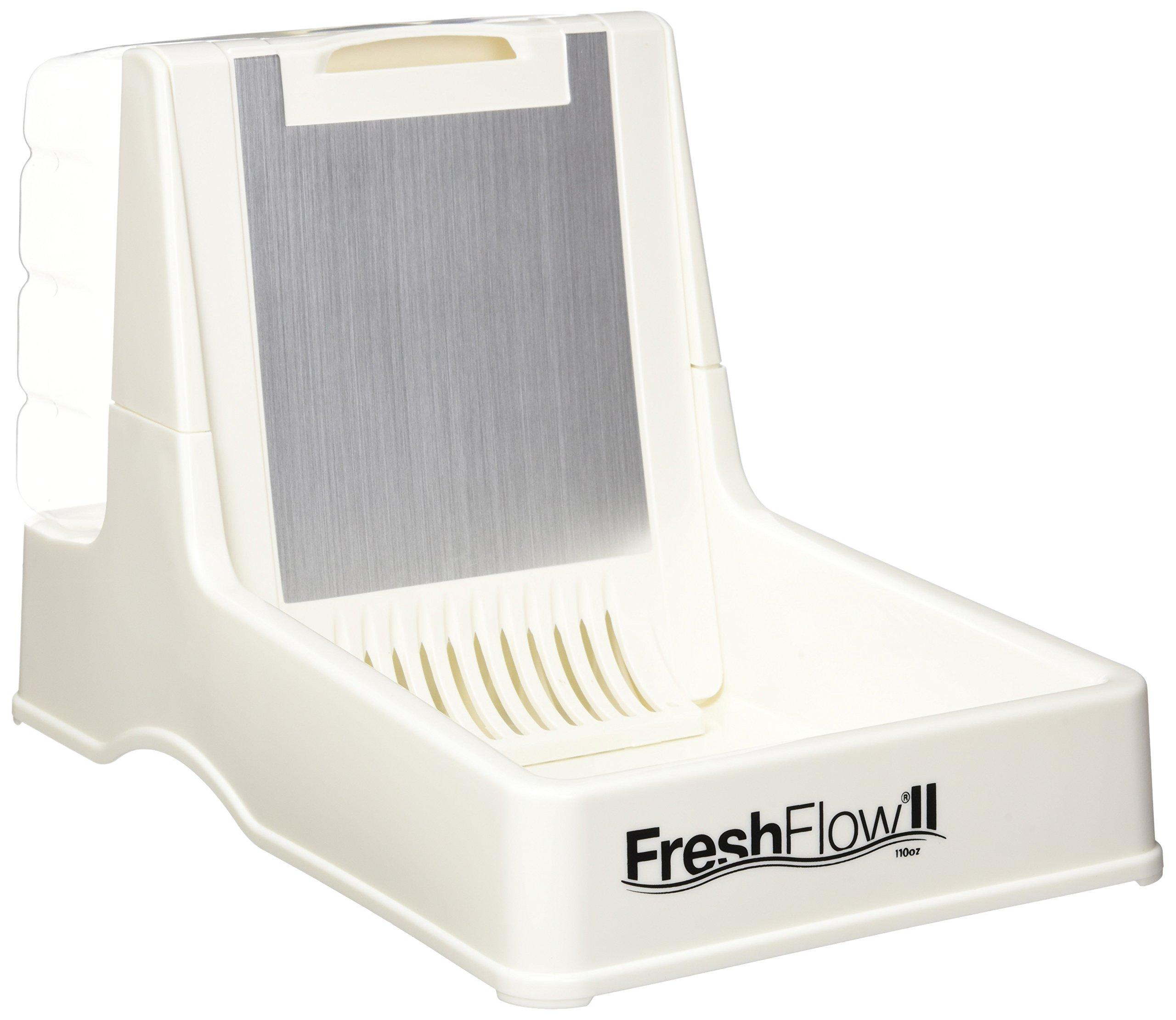 Petmate Fresh Flow II Fountain 110Oz