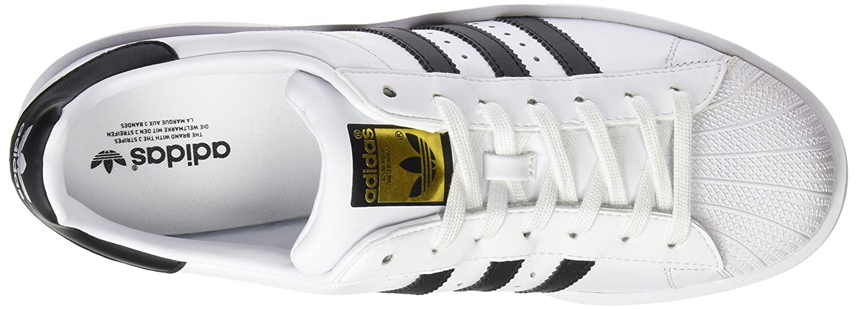 Adidas Femme Superstar Bold Platform Basket Blanche Core