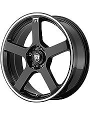 amazon wheels tires wheels automotive car truck suv 2013 GMC Terrain Denali motegi racing mr116 wheel with gloss black finish 18x8 4x4 25