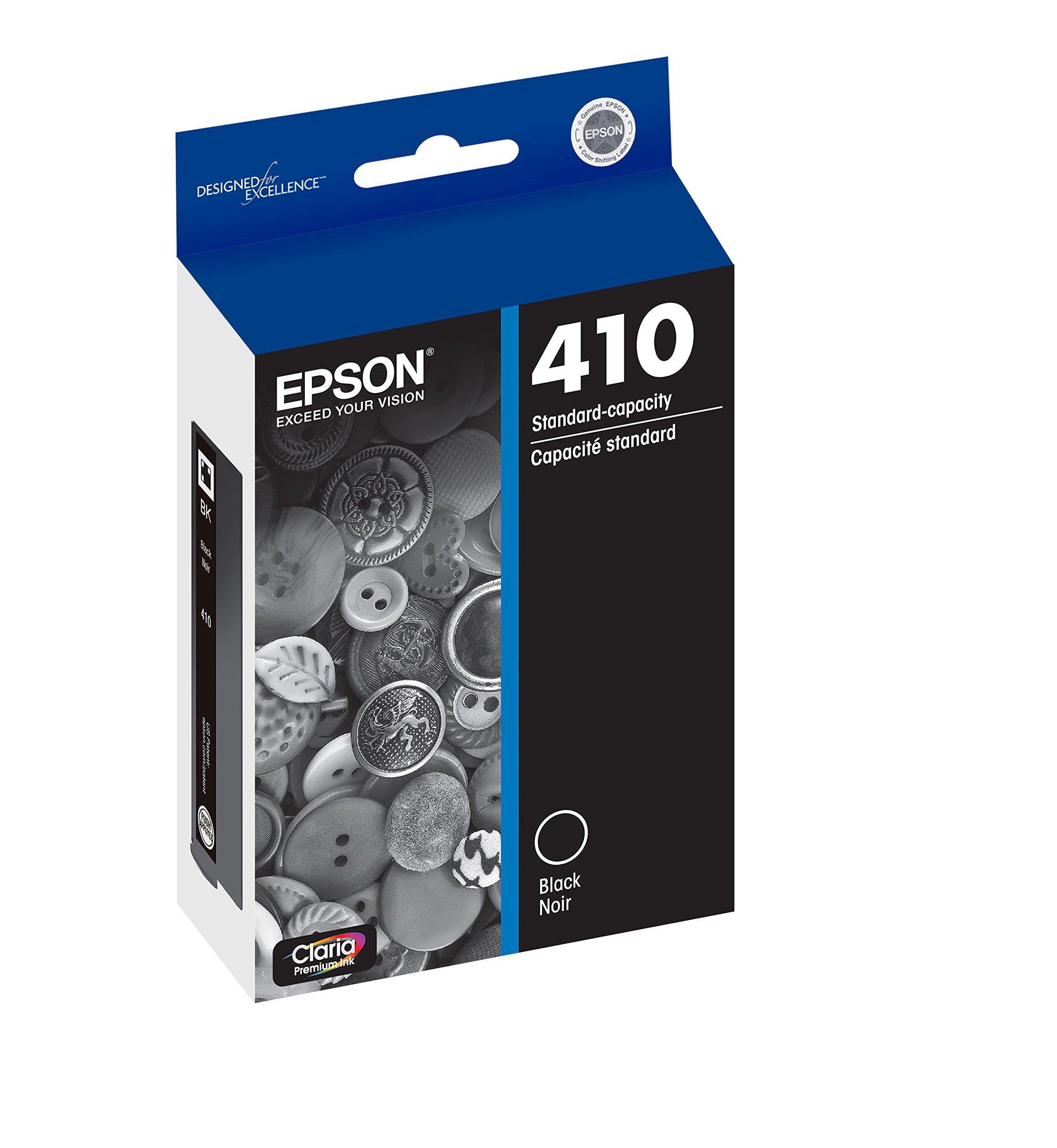 Epson 410 Ink Cartridge, Black by Epson (Image #2)
