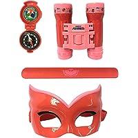 PJ Masks 611022 Uwlette-Adventureset 4-delig, kleurrijk