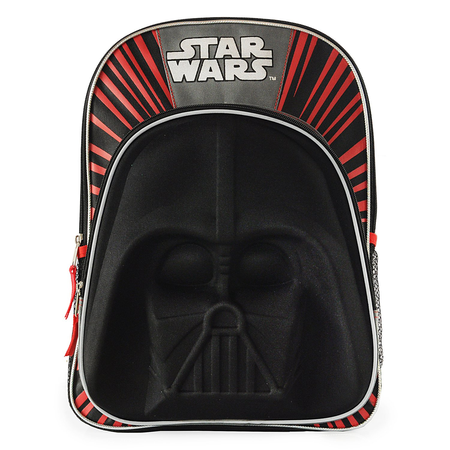 9e75883bcc Star Wars Darth Vader 3D Molded Backpack: Amazon.co.uk: Clothing