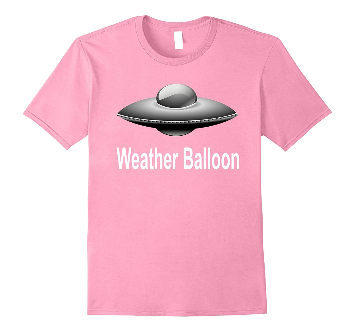 Weather Balloon UFO Alien Roswell T Shirt-Protee