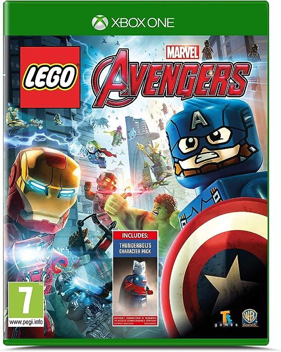 Lego Marvel Avengers - Amazon.co.UK DLC Exclusive (Xbox One)