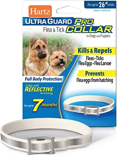 Hartz-UltraGuard-Pro-Reflective-Flea-&-Tick-Collar-for-Dogs-and-Puppies