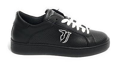 98fb51cdb Trussardi Jeans Chaussures de Gymnastique Homme: Amazon.fr ...
