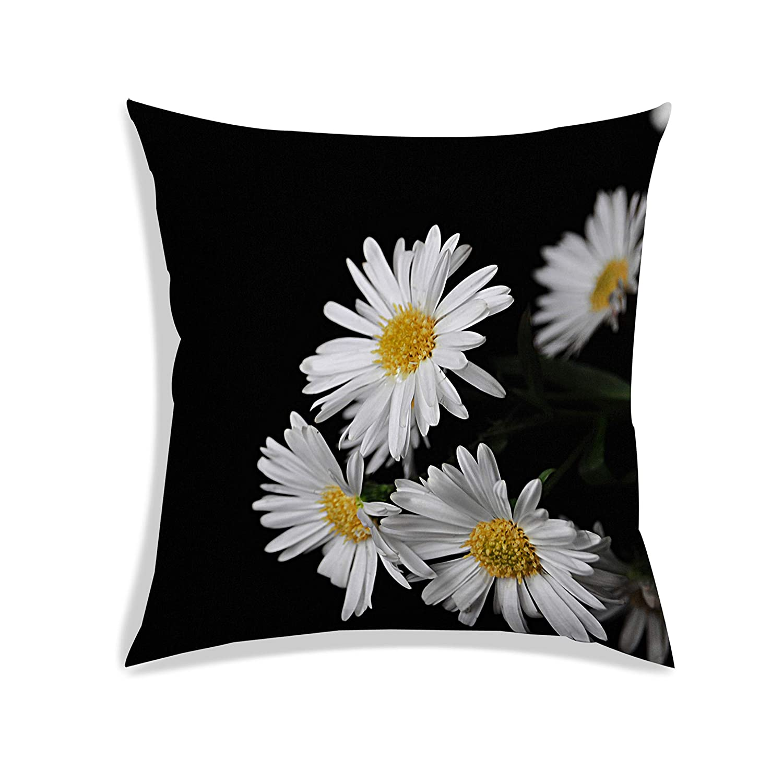 Decorative Multicolour Cushion Cover Radanya Abstract 3D Cushion Covers 16X16