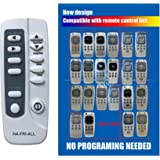 Replacement for Frigidaire Air Conditioner Remote Control Listed in The Picture