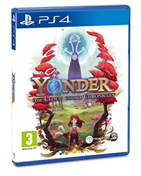 Yonder: The Cloud Catcher Chronicles [PS4]
