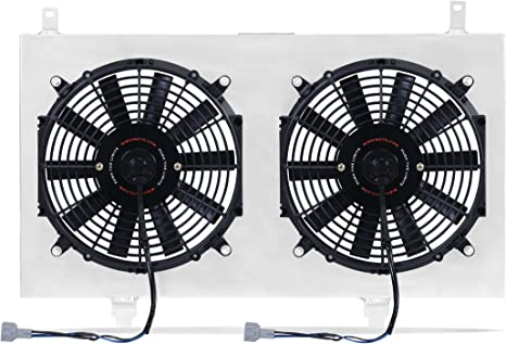 MISHIMOTO Performance Aluminum Fan Shroud 2002-2006 Acura RSX