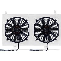 mishimoto mmfs-350z-03Rendimiento Kit de ventilador sudario de aluminio