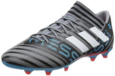 adidas Nemeziz Messi 17.3 FG, Chaussures de Football Homme, Noir (Cblack/Solred/Tagome Cblack/Solred/Tagome), 44 2/3 EU