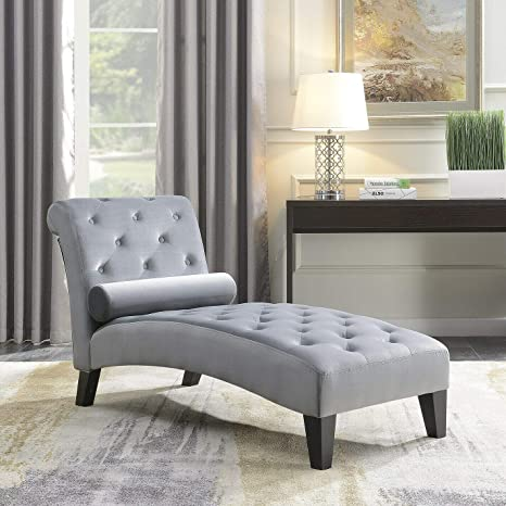 Amazon.com: Cozinest Leisure Sofa Chair Chaise Lounge Couch ...