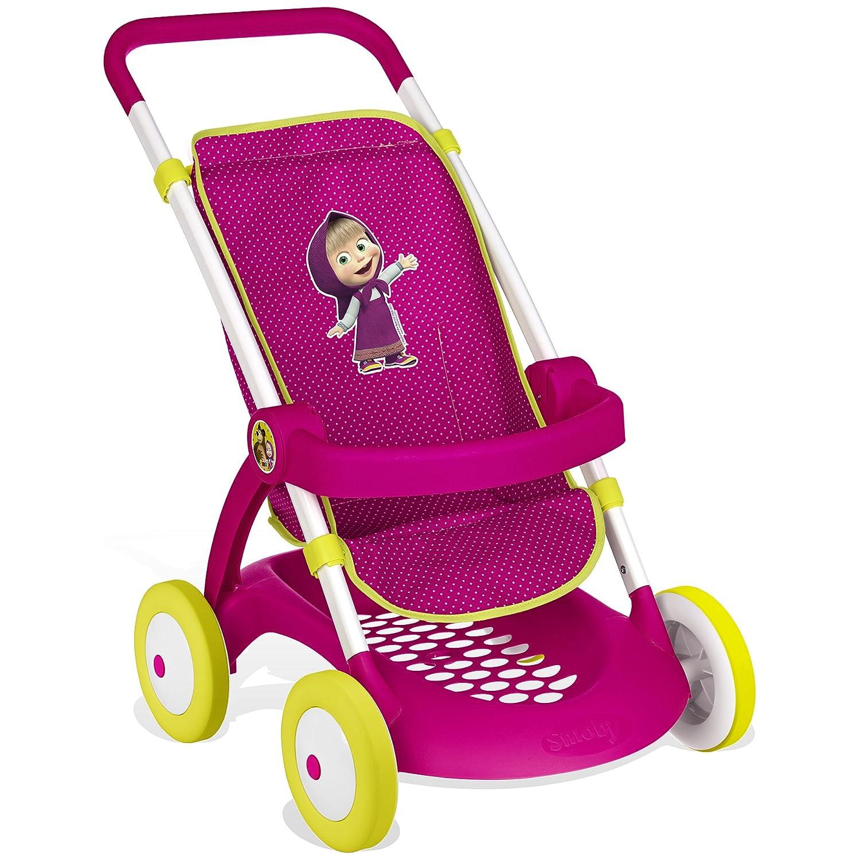 Smoby 254001 - Mascha Puppenwagen SM 2540011