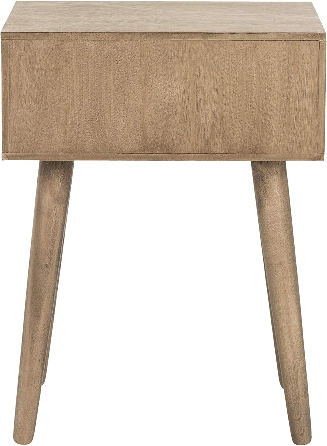Safavieh Home Lyle Modern Chocolate Accent Table