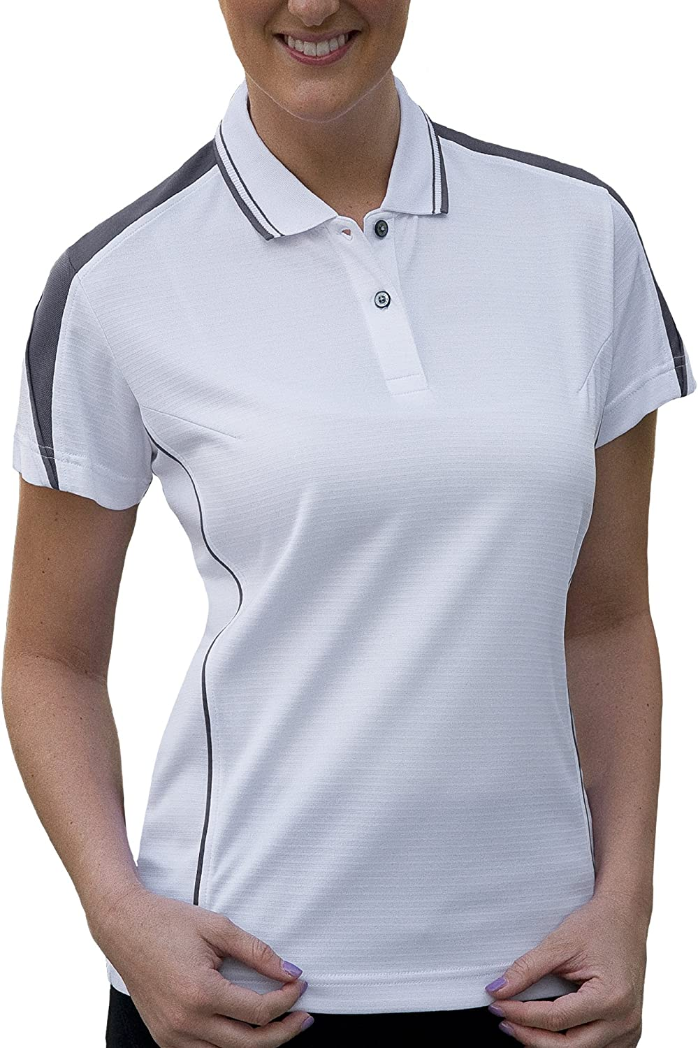 Pro Celebrity Womens Contender Polo Shirt