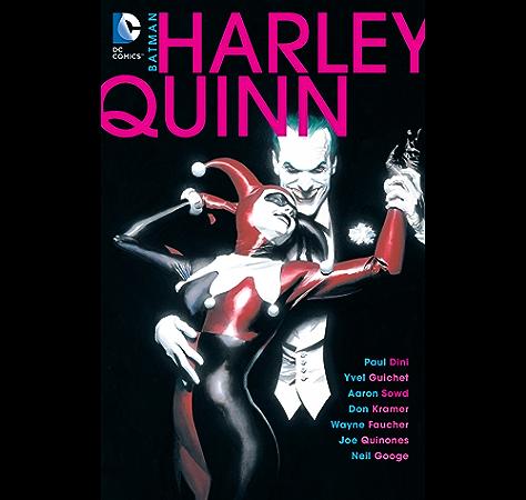 Amazon Com Batman Harley Quinn Ebook Dini Paul Googe Neil Guichet Yvel Kramer Don Quinones Joe Sowd Aaron Kindle Store