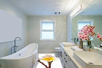 Rivestimento di pavimento d per bagno vinile pvc tappetino