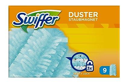 Swiffer Olympia - Recambio de plumero (2 cajas de 9 plumeros)