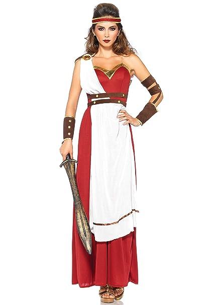 Leg Avenue- Espartano Mujer, Multicolor, M/L (EUR 40-42 ...