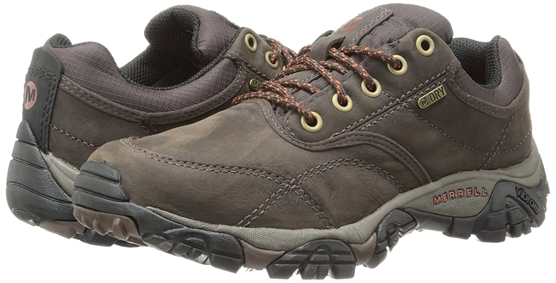 6bac0d5eff759 Amazon.com | Merrell Men's Moab Rover Waterproof Shoe, Espresso, 9 M US |  Hiking Shoes