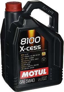 Motul 8100 5W40 X-CESS - 502 00-505 00-LL01-229.5