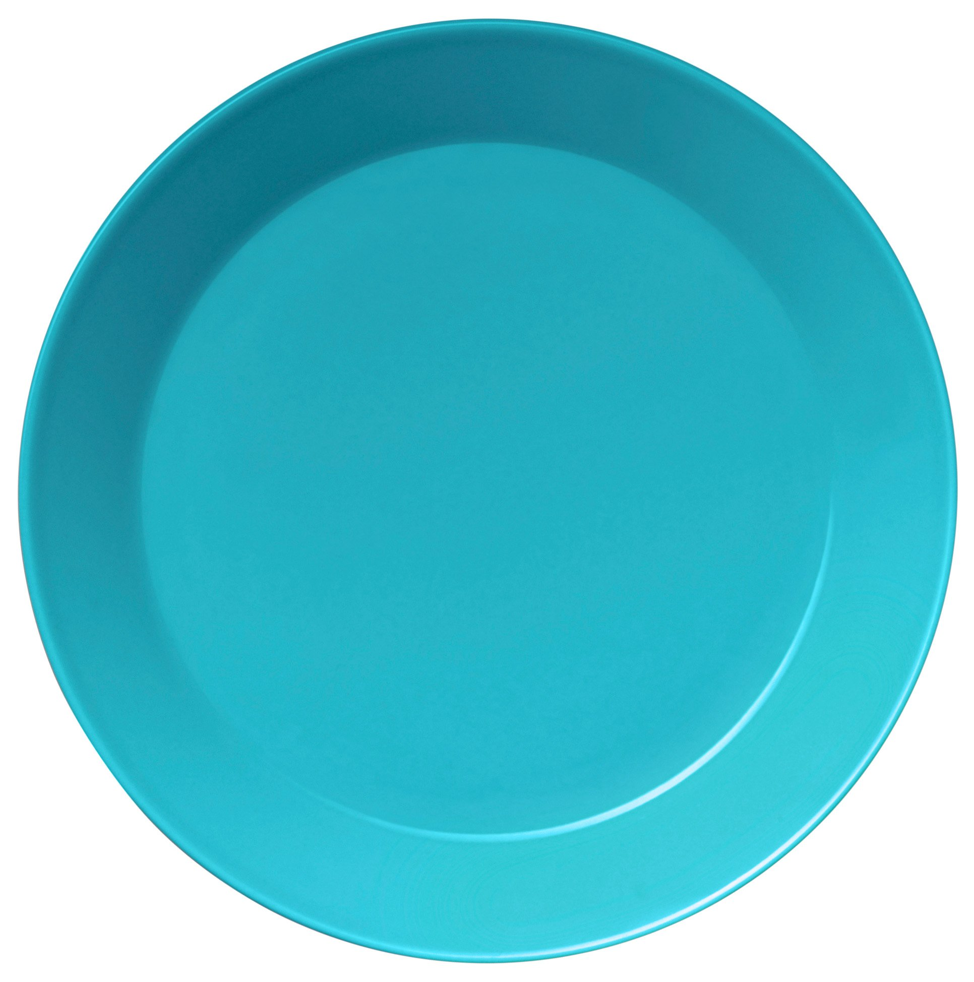 Iittala Teema 6-3/4-Inch Bread and Butter Plate, Turquoise