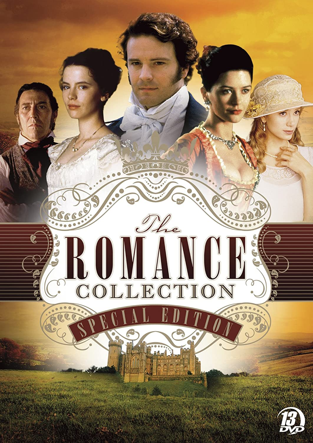 The Romance Collection: Special Edition DVD