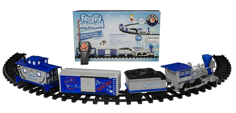 Amazoncom Lionel Trains Frosty the Snowman GGauge Train Set