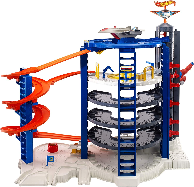 Fisher-Price Hot Wheels Super Ultimate Garage Play Set Replacement Gorilla Figure FDF25