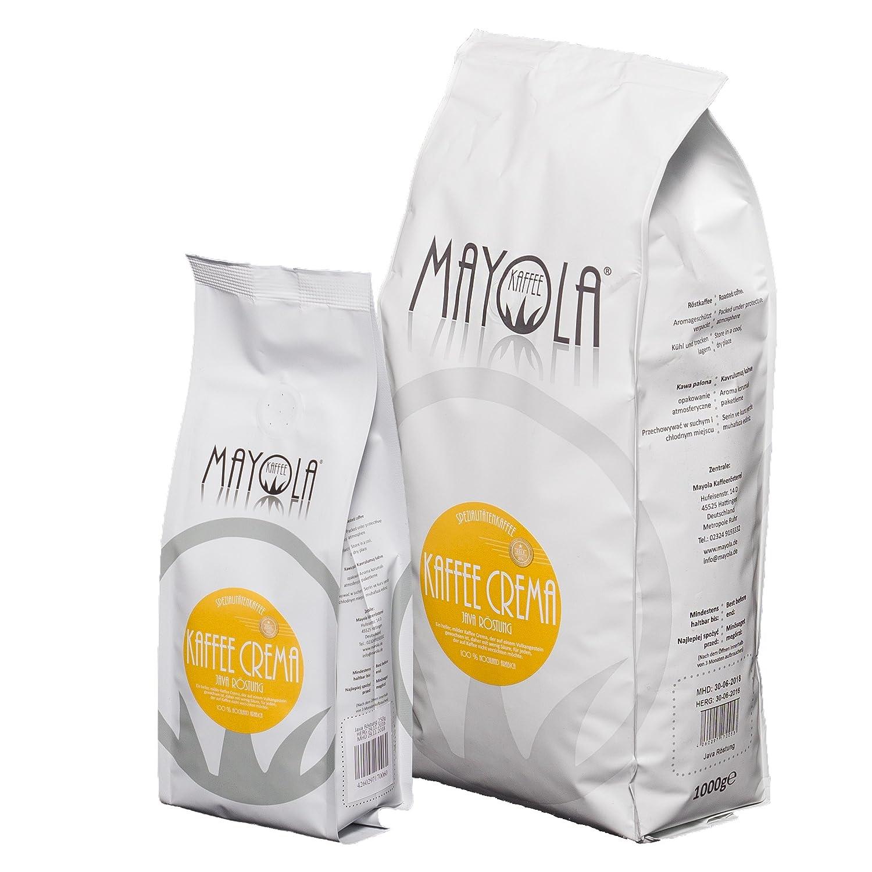 Café especial Mayola Café granos tostados para la máquina de café Crema de java asada 250 g suave y agrio pobre - comercio justo: Amazon.es: Alimentación y ...
