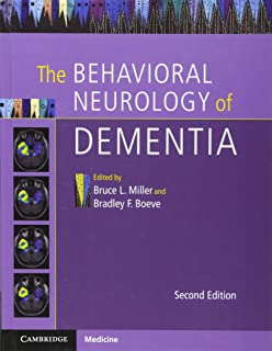 Principles of behavioral and cognitive neurology 9780195134759 the behavioral neurology of dementia fandeluxe Gallery