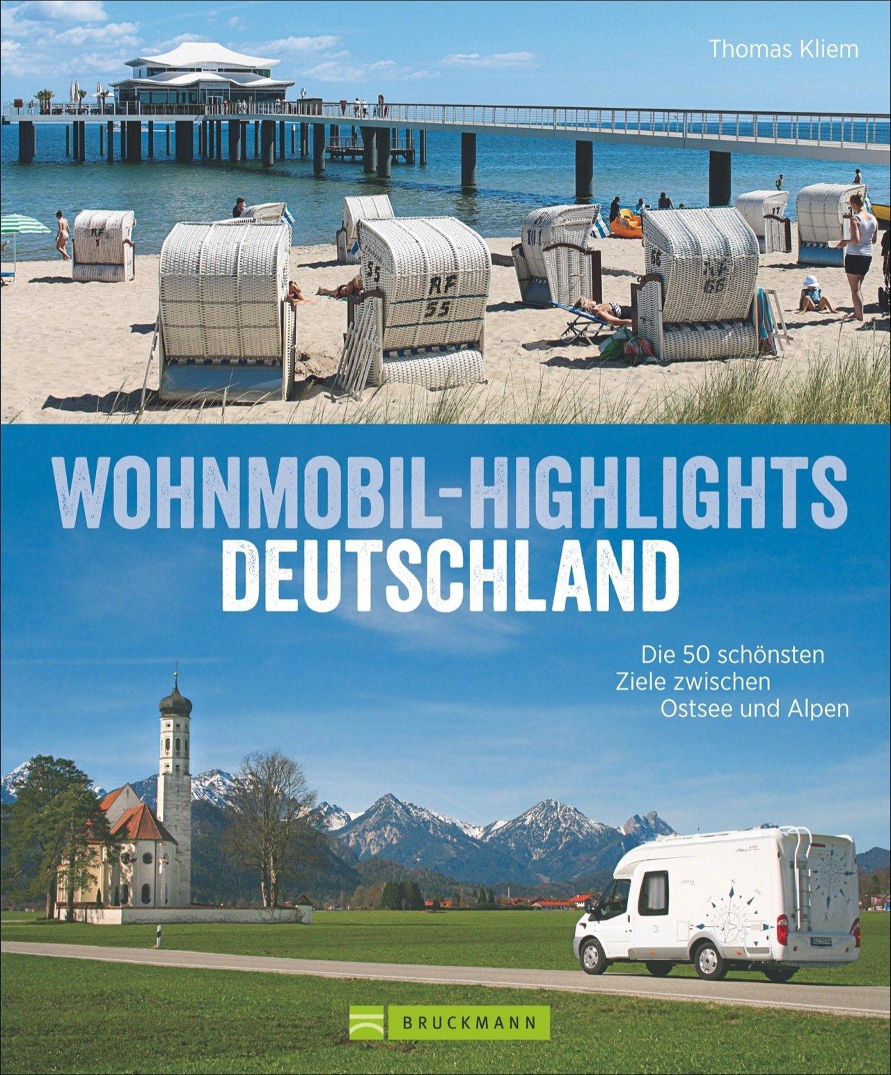 Deutschland mit dem Wohnmobil: Die 8 schönsten Ziele zwischen