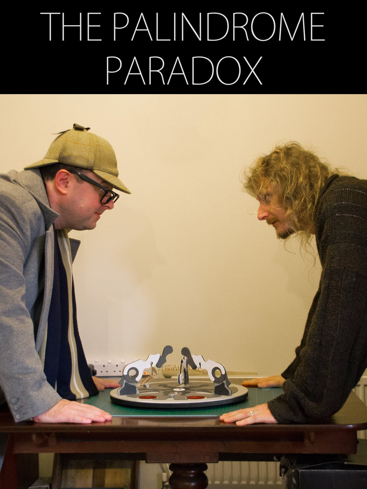 The Palindrome Paradox on Amazon Prime Video UK