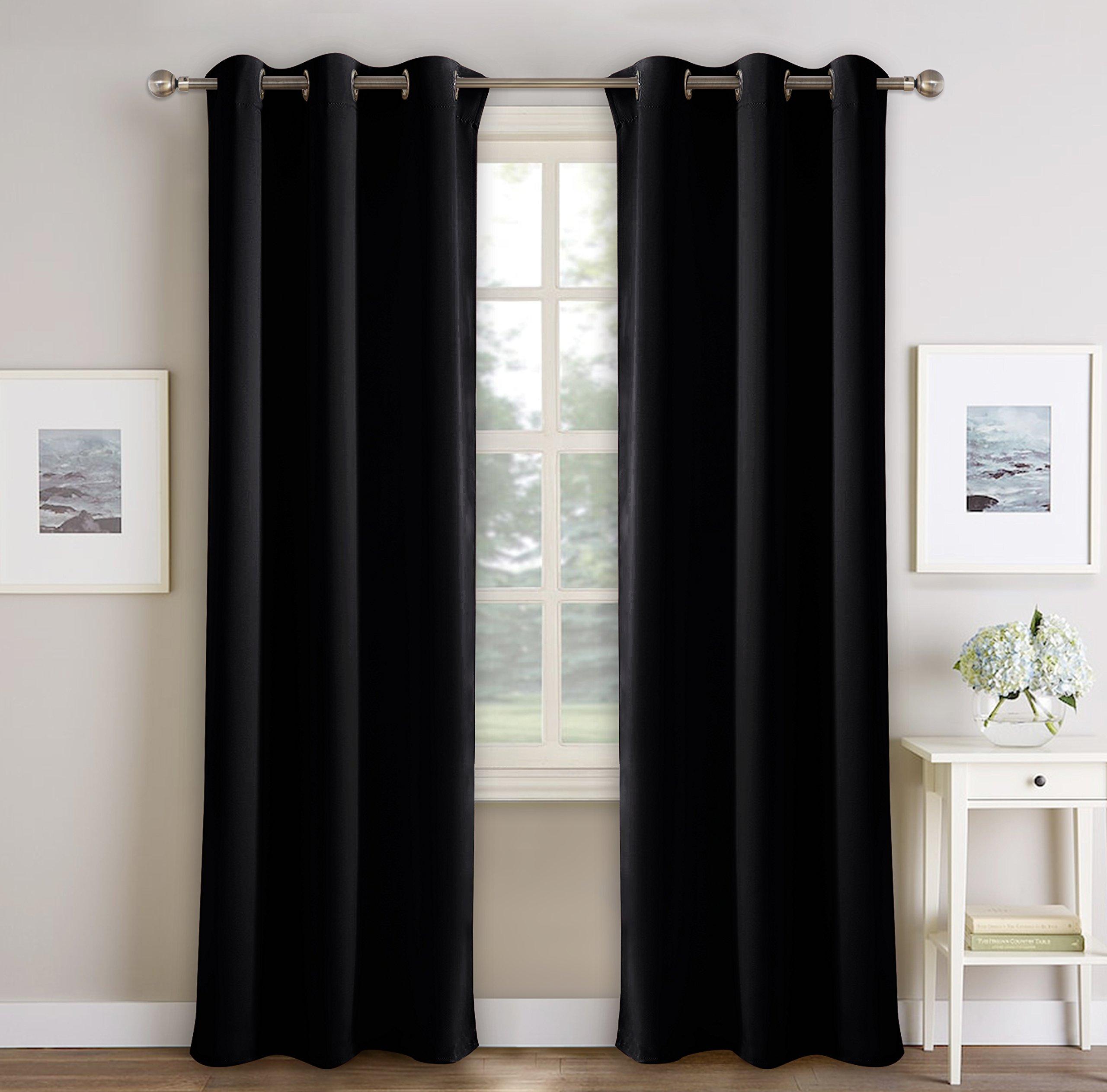 PONY DANCE Blackout Curtain Drapes
