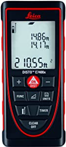 Leica DISTO E7400x - Top Quality Laser Measure For Contractors