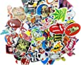 150pcs/pack Cute Stickers Skateboard Vintage Vinyl Sticker Laptop Luggage Car Phone Pad Decals