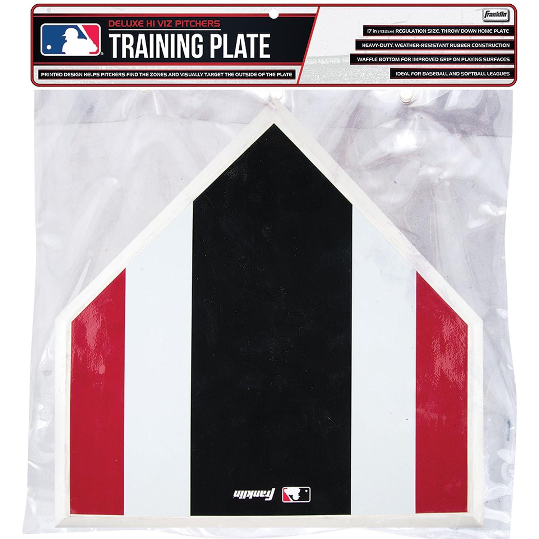 amazon com franklin sports mlb high visibility pitchers training