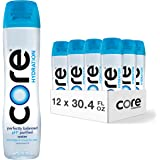CORE Hydration, 30.4 Fl. Oz (Pack of 12), Nutrient Enhanced Water, Perfect 7.4 Natural pH, Ultra-Purified With…