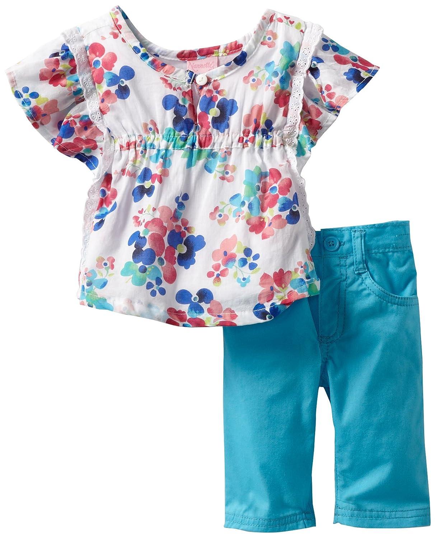オープニング 大放出セール Nannetteベビー女の子2 6 x 2 Piece Printed 2 Pant x Pant Set 18 Months オーシャン(Ocean) B00A0I7LYA, イーグル舶来堂:ede43708 --- a0267596.xsph.ru