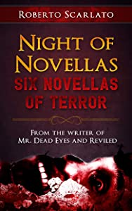 Night of Novellas: Six Novellas of Terror