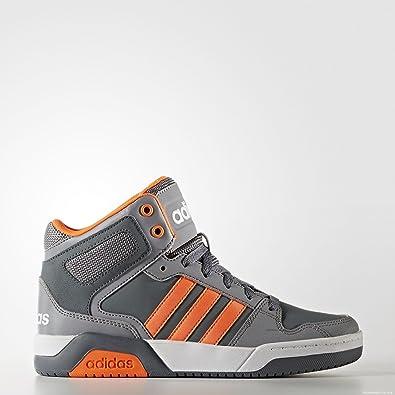 buy online a05b6 d6d86 Adidas Bb9Tis Mid K, Scarpe da Basket Unisex – Bambini, Grigio (Onix