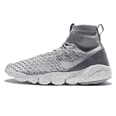 78631d69160d Image Unavailable. Image not available for. Color  Nike Air Footscape  Magista Flyknit Mens Trainers 816560 Sneakers Shoes (UK ...