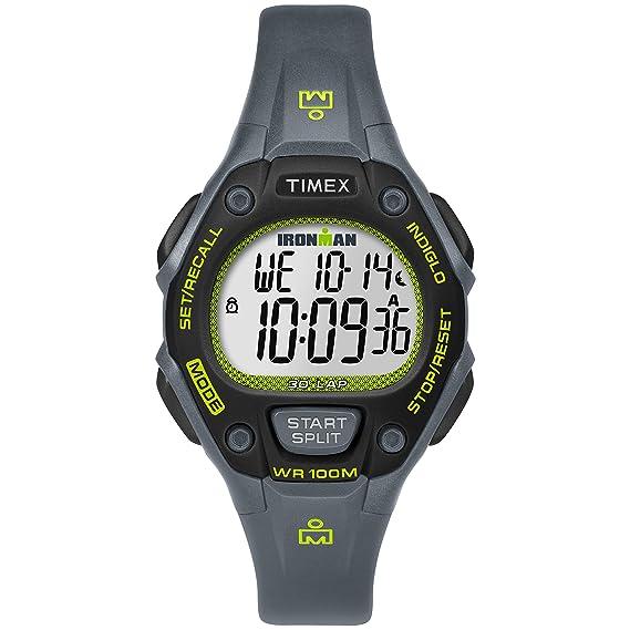 0a092b56aedb Timex Ironman de la mujer Classic 30 de mediano tamaño Reloj