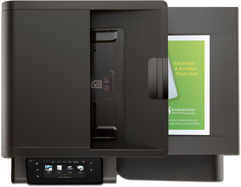 color 36 PPM B//N 36 PPM HP Officejet Pro X451dw Impresora de tinta