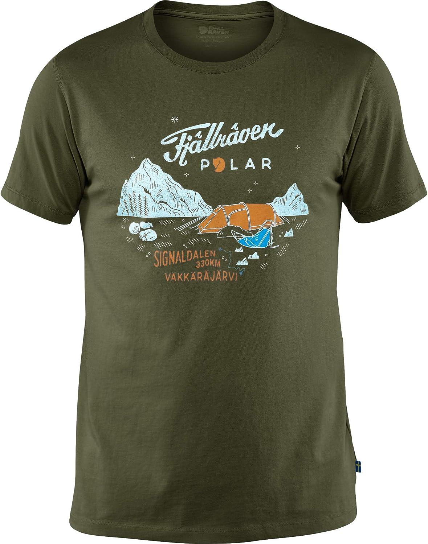 Herren FJALLRAVEN Polar T-Shirt M