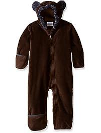 Columbia Baby Tiny Bear Ii Bunting, Warm Soft Fleece