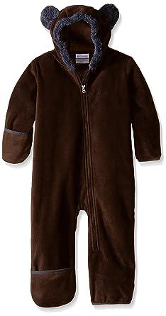 46d39475b Columbia unisex-baby Baby Baby Newborn Tiny Bear Ii Bunting  Amazon ...